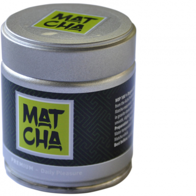 Matcha DAILY PLEASURE Japan 40g-Dose